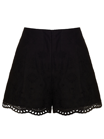 Somerset By Alice Temperley Broderie Anglaise Shorts