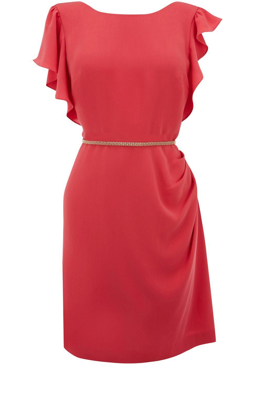 Какое платье сшить красное платье 31