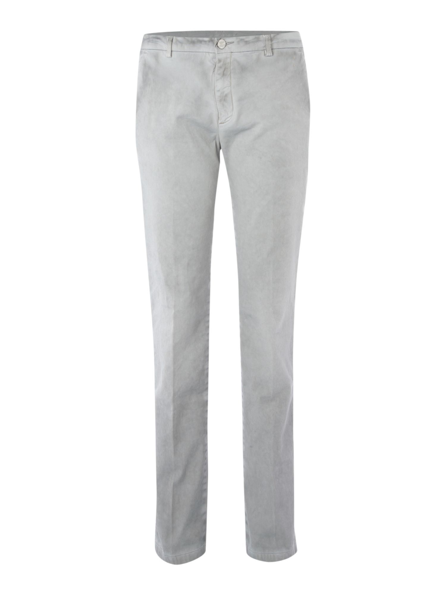 Women&#x27;s Roaxanne Slim Leg Chino Jeans, Grey - style: skinny leg; length: standard; waist: low rise; pocket detail: traditional 5 pocket; predominant colour: light grey; occasions: casual; fibres: cotton - stretch