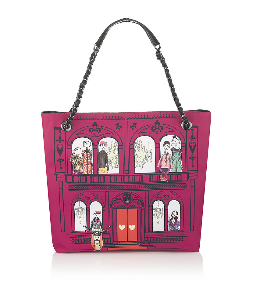 love moschino charming house tote bag sign up now to get your own ...