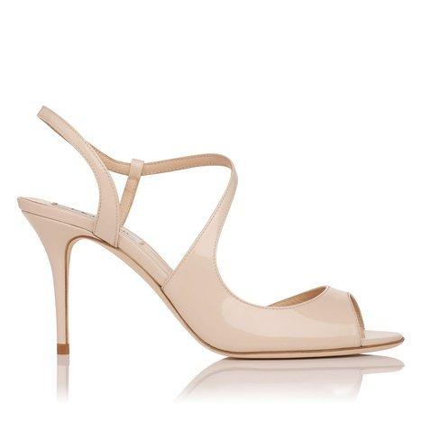 Cream Strappy Sandals ~ Ivory Sandals