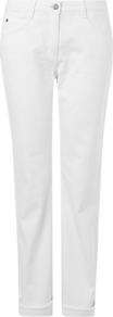 Wide Leg Trousers, Ivory - length: standard; pattern: plain; pocket detail: small back pockets, pockets at the sides; waist: mid/regular rise; predominant colour: ivory; occasions: casual, evening, occasion, holiday; fibres: viscose/rayon - stretch; fit: wide leg; pattern type: fabric; texture group: other - light to midweight; style: standard