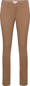 City Slicker Slim Line Trousers, Camel - length: standard; pattern: plain; waist: mid/regular rise; predominant colour: camel; occasions: casual; texture group: cotton feel fabrics; fit: slim leg; pattern type: fabric; pattern size: standard; style: standard; fibres: cashmere - stretch