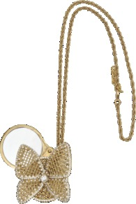 Kiwi Necklace - predominant colour: gold; occasions: casual, evening, work, occasion; style: pendant; length: long; size: large/oversized; material: chain/metal; finish: metallic; embellishment: crystals