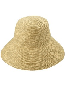 Women Paper Floppy Hat 30 Natural - predominant colour: camel; occasions: casual, holiday; type of pattern: standard; style: sunhat; size: standard; material: fabric; pattern: plain