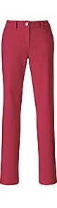 Petite Coloured Skinny Jeans 28in - style: skinny leg; length: standard; pattern: plain; pocket detail: traditional 5 pocket; waist: mid/regular rise; predominant colour: true red; occasions: casual, evening, holiday; fibres: cotton - stretch; texture group: denim; pattern type: fabric