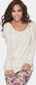Metallic Jumper, Gold - sleeve style: dolman/batwing; pattern: plain, patterned/print; style: standard; predominant colour: gold; occasions: casual; length: standard; neckline: scoop; fibres: polyester/polyamide - mix; fit: standard fit; sleeve length: long sleeve; texture group: knits/crochet; trends: metallics; pattern type: knitted - other; pattern size: standard