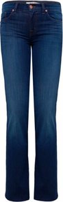 Light Wash Slim Bootcut Jeans Uk 29 Lt Wash - style: bootcut; length: standard; pattern: plain; pocket detail: traditional 5 pocket; waist: mid/regular rise; predominant colour: royal blue; occasions: casual; fibres: cotton - stretch; jeans detail: whiskering, shading down centre of thigh; texture group: denim; pattern type: fabric