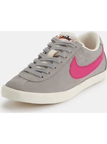 Bruin Lite Trainers, Grey - predominant colour: light grey; occasions: casual; material: fabric; heel height: flat; toe: round toe; style: trainers; finish: plain; pattern: colourblock