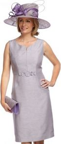 Pebble Shantung Shift Dress - style: shift; neckline: v-neck; fit: tailored/fitted; pattern: plain; sleeve style: sleeveless; waist detail: embellishment at waist/feature waistband; predominant colour: lilac; length: just above the knee; fibres: polyester/polyamide - 100%; occasions: occasion; sleeve length: sleeveless; texture group: structured shiny - satin/tafetta/silk etc.; pattern type: fabric