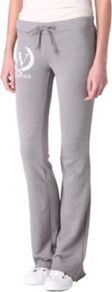 Shopping Jogging Bottoms - length: standard; pattern: plain, patterned/print; style: tracksuit pants; waist detail: elasticated waist, fitted waist, belted waist/tie at waist/drawstring; waist: mid/regular rise; predominant colour: light grey; occasions: casual; fibres: cotton - mix; hip detail: fitted at hip (bottoms); fit: slim leg; pattern type: fabric; texture group: jersey - stretchy/drapey