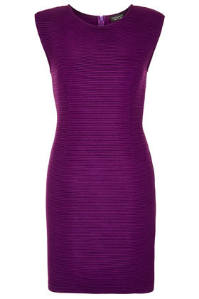 Cap Sleeve Bodycon Dress - length: mid thigh; neckline: round neck; sleeve style: capped; fit: tight; pattern: plain; style: bodycon; predominant colour: purple; occasions: casual, evening, occasion; fibres: polyester/polyamide - mix; sleeve length: sleeveless; pattern type: fabric; pattern size: standard; texture group: jersey - stretchy/drapey; season: s/s 2013