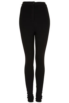 Tall Ponte Side Stripe Treggings - length: standard; pattern: plain; style: leggings; waist: high rise; predominant colour: black; occasions: casual, evening, work; fibres: polyester/polyamide - stretch; waist detail: feature waist detail; fit: skinny/tight leg; pattern type: fabric; texture group: jersey - stretchy/drapey; season: s/s 2013; pattern size: standard (bottom)