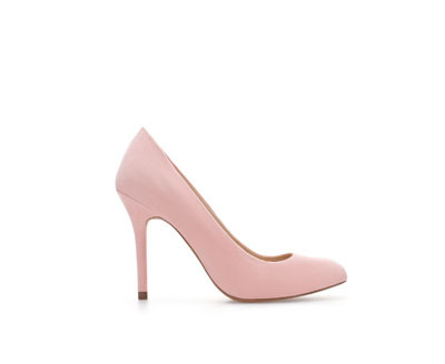Court Shoe - predominant colour: pink; occasions: evening, work, occasion; material: faux leather; heel: stiletto; toe: round toe; style: courts; finish: plain; pattern: plain; heel height: very high; season: a/w 2013