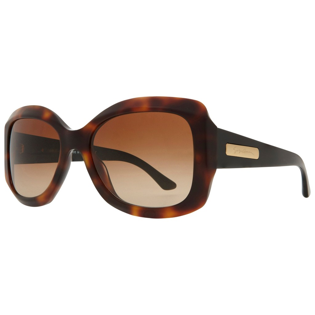 Ar8002 Oversized Square Sunglasses - predominant colour: chocolate brown; secondary colour: tan; occasions: casual, holiday; style: square; size: large; material: plastic/rubber; pattern: tortoiseshell; finish: plain; season: a/w 2013