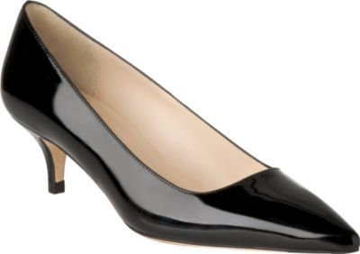 Minu Patent Leather Courts, Women's, Eur 36 / 3 Uk Women, Bla Black - predominant colour: black; occasions: evening, work, occasion, creative work; material: leather; heel height: mid; heel: stiletto; toe: pointed toe; style: courts; finish: patent; pattern: plain; season: a/w 2013