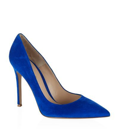 Bari Velvet Court - predominant colour: royal blue; occasions: evening, occasion; material: velvet; heel height: high; heel: stiletto; toe: pointed toe; style: courts; finish: plain; pattern: plain; season: s/s 2015; wardrobe: event