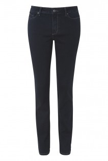 Tall Nydj Jade Jegging At Long Tall Sally - style: skinny leg; length: standard; pattern: plain; waist: mid/regular rise; predominant colour: navy; occasions: casual, creative work; fibres: cotton - stretch; texture group: denim; pattern type: fabric; season: a/w 2015