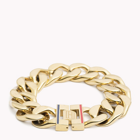 Bracelet - predominant colour: gold; occasions: evening, creative work; style: chain; size: standard; material: chain/metal; finish: metallic; embellishment: chain/metal; season: a/w 2015; wardrobe: basic