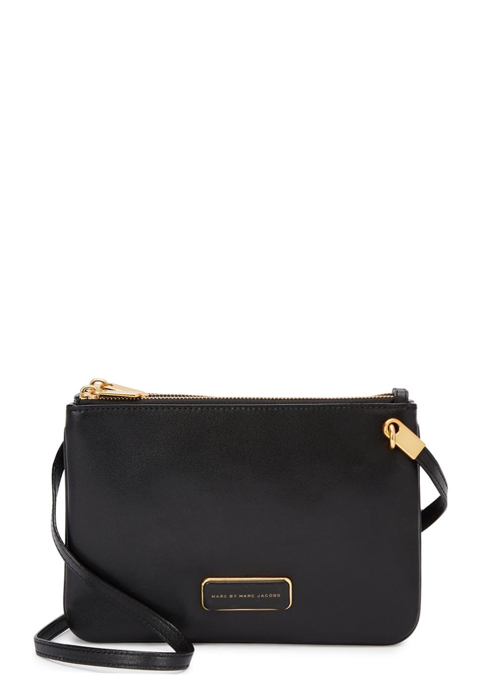 Ligero Percy Black Cross Body Bag - predominant colour: black; occasions: casual, work, creative work; style: messenger; length: across body/long; size: standard; material: leather; pattern: plain; finish: plain; season: a/w 2015; wardrobe: basic