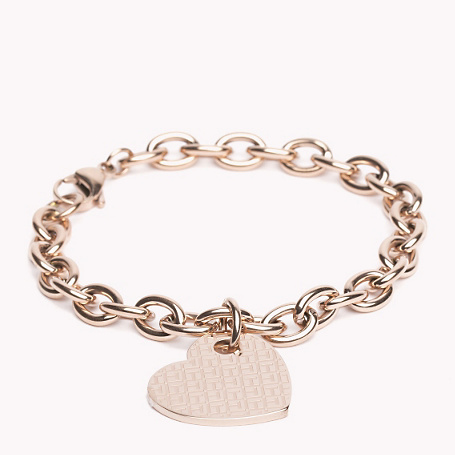 Bracelet - predominant colour: gold; occasions: casual; style: chain; size: standard; material: chain/metal; finish: metallic; embellishment: chain/metal; season: a/w 2015