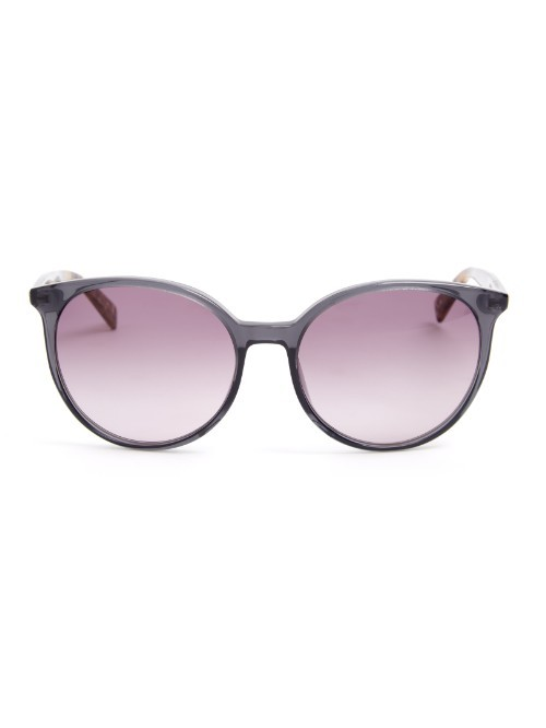 Light Sunglasses - predominant colour: mid grey; occasions: casual, holiday; style: round; size: standard; material: plastic/rubber; pattern: plain; finish: plain; season: a/w 2015; wardrobe: basic
