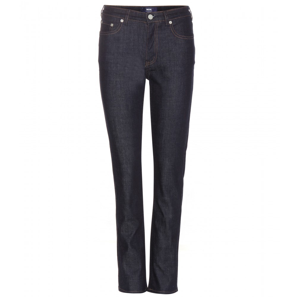 Lou Jeans - style: skinny leg; length: standard; pattern: plain; waist: mid/regular rise; predominant colour: denim; occasions: casual, creative work; fibres: cotton - mix; texture group: denim; pattern type: fabric; season: a/w 2015; wardrobe: basic
