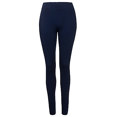 Miracle Leggings, Midnight - length: standard; pattern: plain; style: leggings; waist: mid/regular rise; predominant colour: navy; occasions: casual; fibres: viscose/rayon - stretch; fit: skinny/tight leg; pattern type: fabric; texture group: jersey - stretchy/drapey; season: a/w 2015