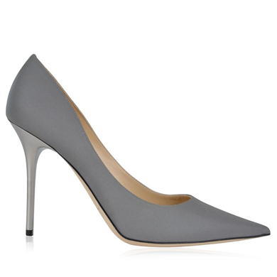 Abel Reflex Heels - predominant colour: silver; occasions: evening, occasion; material: leather; heel: stiletto; toe: pointed toe; style: courts; finish: plain; pattern: plain; heel height: very high; season: a/w 2015