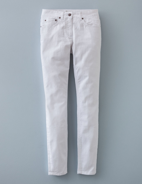 Skinny Jean White Women, White - style: skinny leg; length: standard; pattern: plain; pocket detail: traditional 5 pocket; waist: mid/regular rise; predominant colour: white; occasions: casual, creative work; fibres: cotton - stretch; texture group: denim; pattern type: fabric; season: a/w 2015; wardrobe: highlight