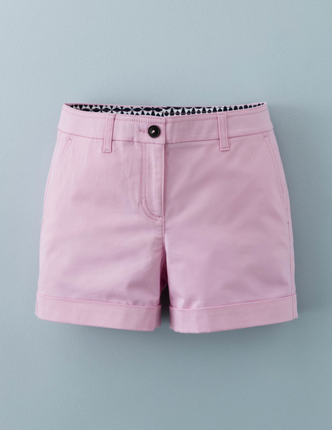 Chino Shorts Cotton Candy Women, Cotton Candy - pattern: plain; waist: mid/regular rise; predominant colour: blush; occasions: casual; fibres: cotton - 100%; texture group: cotton feel fabrics; pattern type: fabric; season: a/w 2015; wardrobe: basic; style: shorts; length: short shorts; fit: slim leg