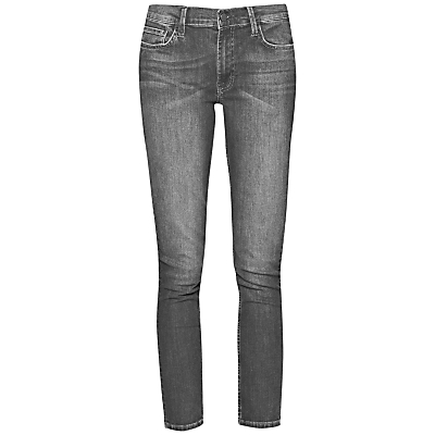 Skinny Stretch Rebound Denim Jeans - style: skinny leg; length: standard; pattern: plain; waist: high rise; pocket detail: traditional 5 pocket; predominant colour: denim; occasions: casual; fibres: cotton - stretch; jeans detail: dark wash; texture group: denim; pattern type: fabric; season: a/w 2015; wardrobe: basic