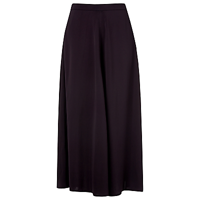 Tally Skirt, Blue - pattern: plain; length: ankle length; fit: loose/voluminous; waist: high rise; predominant colour: navy; occasions: casual, work, creative work; style: maxi skirt; fibres: viscose/rayon - 100%; hip detail: subtle/flattering hip detail; pattern type: fabric; texture group: jersey - stretchy/drapey; season: s/s 2016; wardrobe: basic
