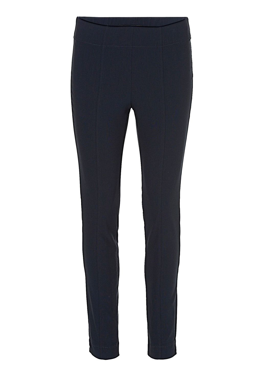 Stretch Jeggings, Navy - length: standard; pattern: plain; style: jeggings; waist: mid/regular rise; predominant colour: navy; occasions: casual, creative work; fibres: cotton - stretch; jeans detail: dark wash; texture group: denim; pattern type: fabric; season: s/s 2016