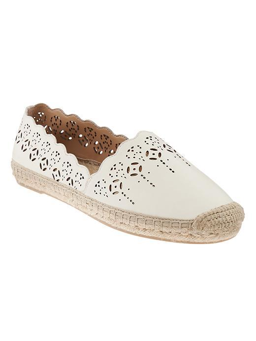 Gracie Espadrille Caribbean Sand - predominant colour: ivory/cream; occasions: casual, holiday; material: fabric; heel height: flat; toe: round toe; finish: plain; pattern: plain; style: espadrilles; season: s/s 2016; wardrobe: highlight