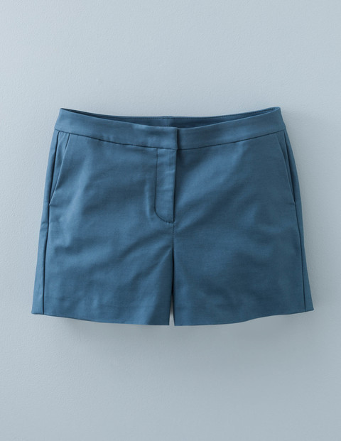 Richmond Shorts Mallard Green Women, Mallard Green - pattern: plain; waist: mid/regular rise; predominant colour: denim; occasions: casual, holiday; fibres: cotton - stretch; pattern type: fabric; texture group: other - light to midweight; season: s/s 2016; style: shorts; length: short shorts; fit: skinny/tight leg; wardrobe: holiday