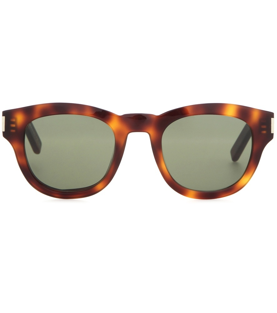 Bold 2 Sunglasses - predominant colour: tan; occasions: casual, holiday; style: d frame; size: large; material: plastic/rubber; pattern: tortoiseshell; finish: plain; season: s/s 2016; wardrobe: highlight
