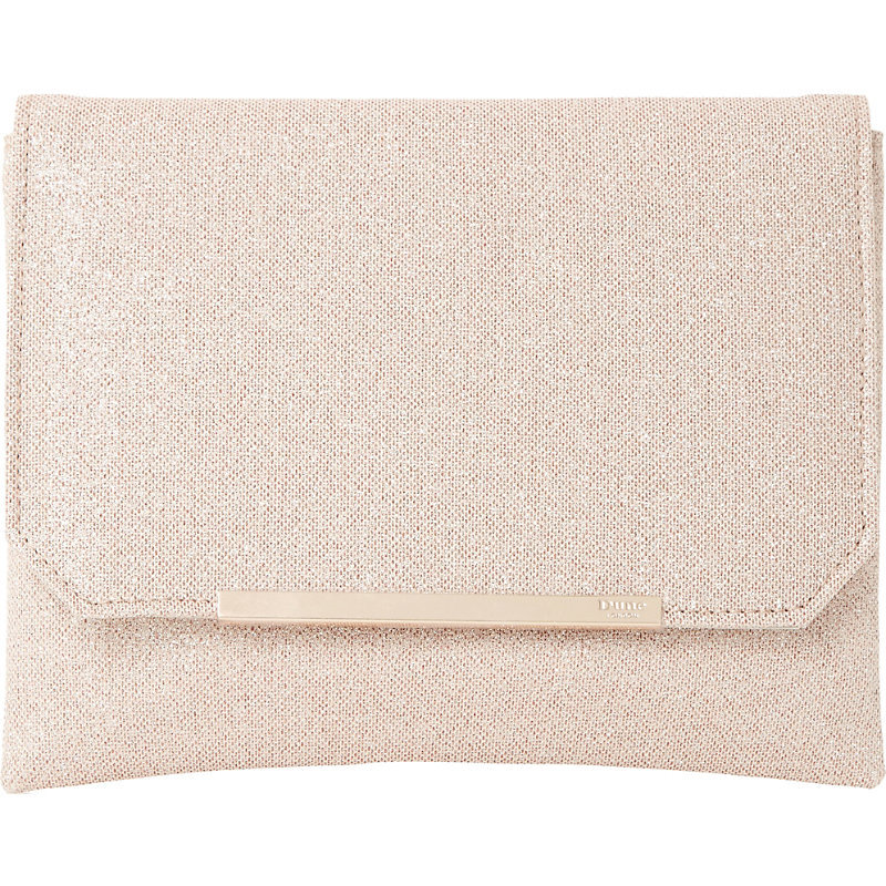 Bidwell Metallic Clutch Bag, Women's, Gold Reptile Synthetic - predominant colour: gold; occasions: evening, occasion; type of pattern: standard; style: clutch; length: hand carry; size: standard; material: faux leather; pattern: plain; finish: plain; season: s/s 2016; wardrobe: event