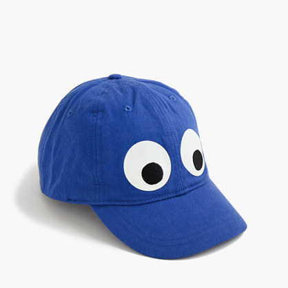 Boys' Max The Monster Baseball Cap - predominant colour: royal blue; occasions: casual; type of pattern: standard; style: cap; size: standard; material: fabric; pattern: plain; season: s/s 2016; wardrobe: highlight