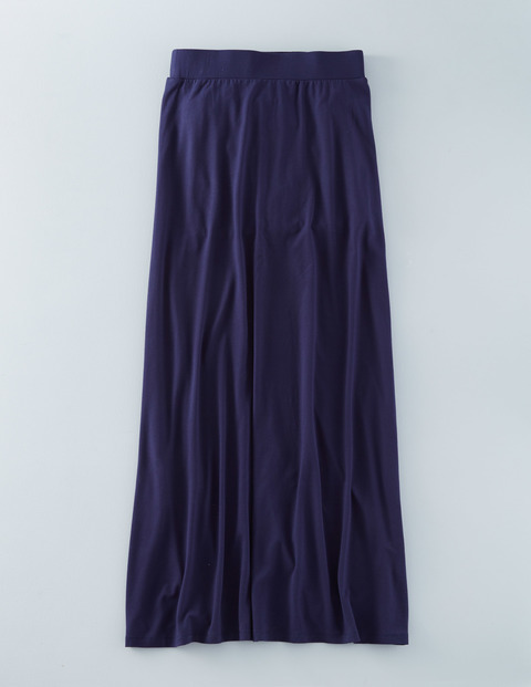 Jersey Maxi Skirt Navy Women, Navy - pattern: plain; length: ankle length; fit: body skimming; waist: mid/regular rise; predominant colour: navy; occasions: casual; style: maxi skirt; fibres: viscose/rayon - stretch; pattern type: fabric; texture group: jersey - stretchy/drapey; season: s/s 2016