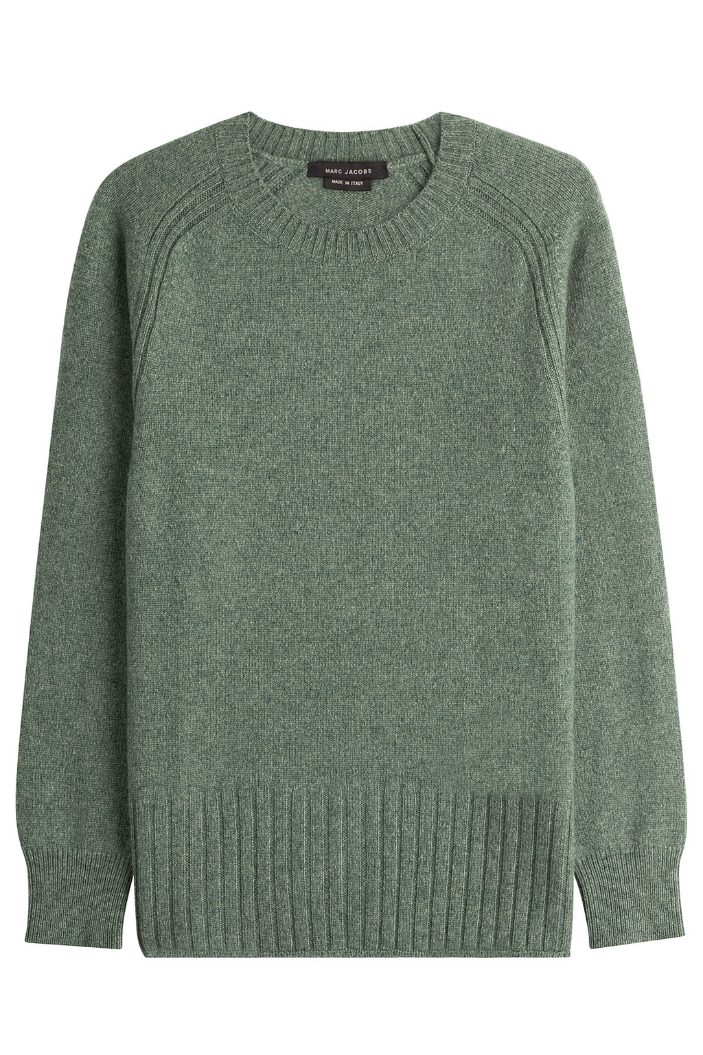 Cashmere Pullover - pattern: plain; style: standard; predominant colour: khaki; occasions: casual, creative work; length: standard; fit: slim fit; neckline: crew; fibres: cashmere - 100%; sleeve length: long sleeve; sleeve style: standard; texture group: knits/crochet; pattern type: knitted - fine stitch; season: s/s 2016; wardrobe: investment