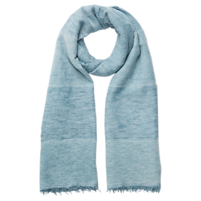 Panel Sparkle Scarf - predominant colour: pale blue; occasions: casual, creative work; type of pattern: standard; style: regular; size: standard; material: fabric; pattern: plain; season: s/s 2016; wardrobe: highlight