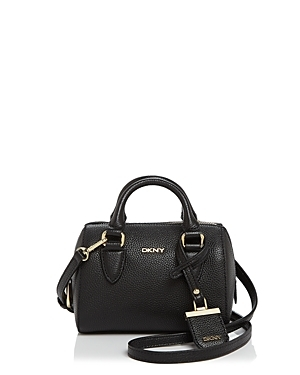 Chelsea Vintage Mini Crossbody - predominant colour: black; occasions: casual, work, creative work; type of pattern: standard; style: tote; length: hand carry; size: standard; material: leather; pattern: plain; finish: plain; season: a/w 2016