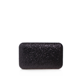 Dance - predominant colour: black; occasions: evening; type of pattern: standard; style: clutch; length: hand carry; size: small; material: leather; pattern: plain; finish: plain; season: a/w 2016