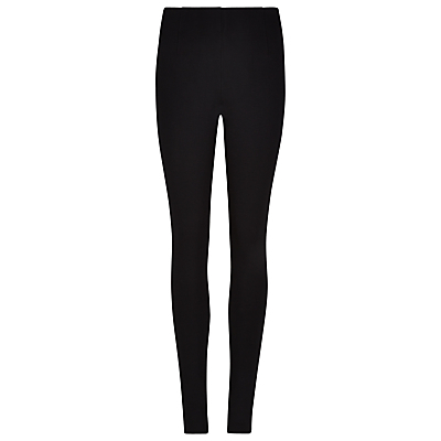 Miracle Leggings - length: standard; pattern: plain; style: leggings; waist: high rise; predominant colour: black; occasions: casual, creative work; fibres: viscose/rayon - stretch; texture group: jersey - clingy; fit: skinny/tight leg; pattern type: fabric; wardrobe: basic; season: a/w 2016