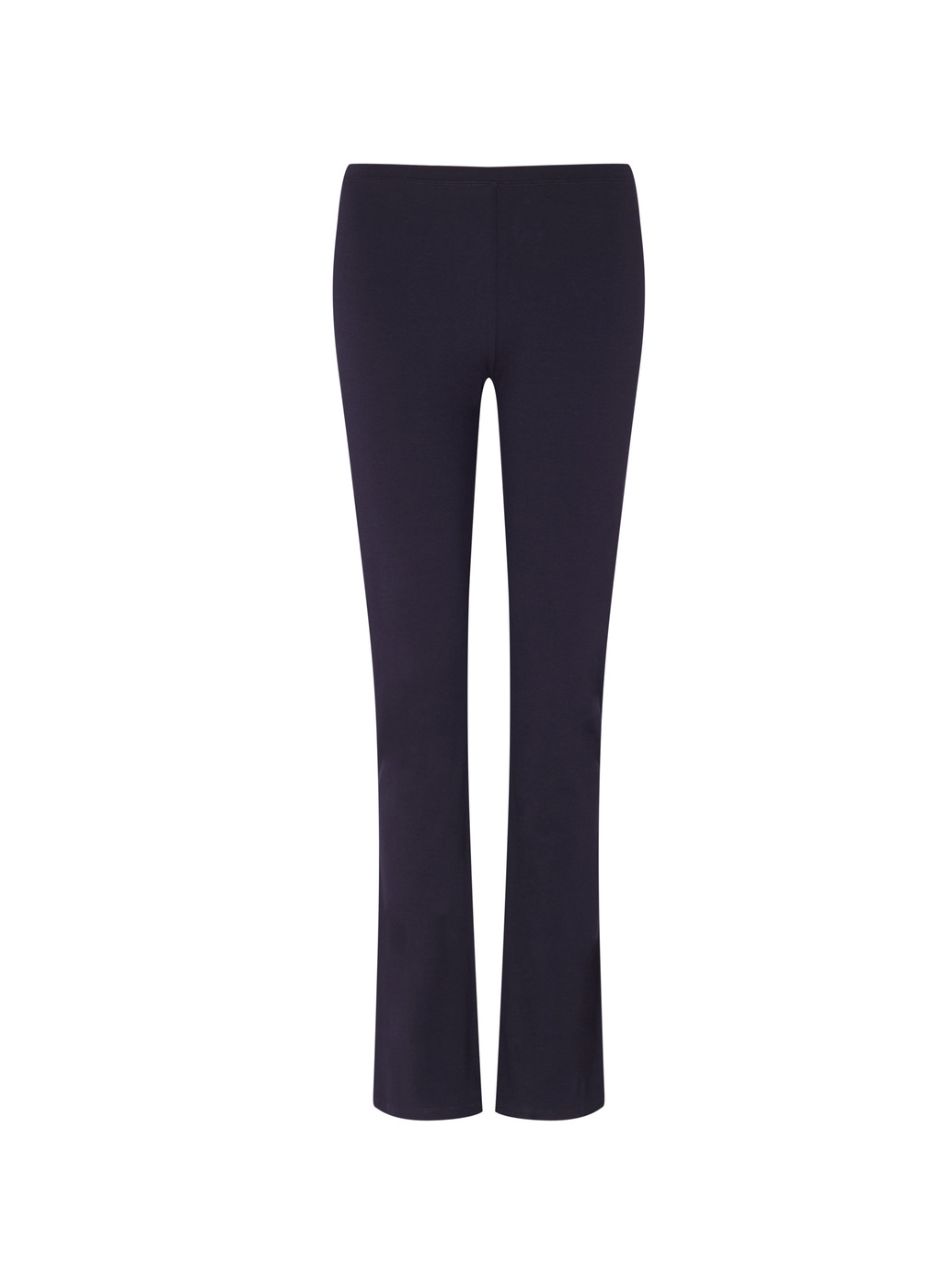 Womenswear Whitson Lounge Pants - length: standard; pattern: plain; waist detail: elasticated waist; waist: mid/regular rise; predominant colour: navy; occasions: casual; fibres: cotton - stretch; fit: straight leg; pattern type: fabric; texture group: jersey - stretchy/drapey; style: standard; wardrobe: basic; season: a/w 2016