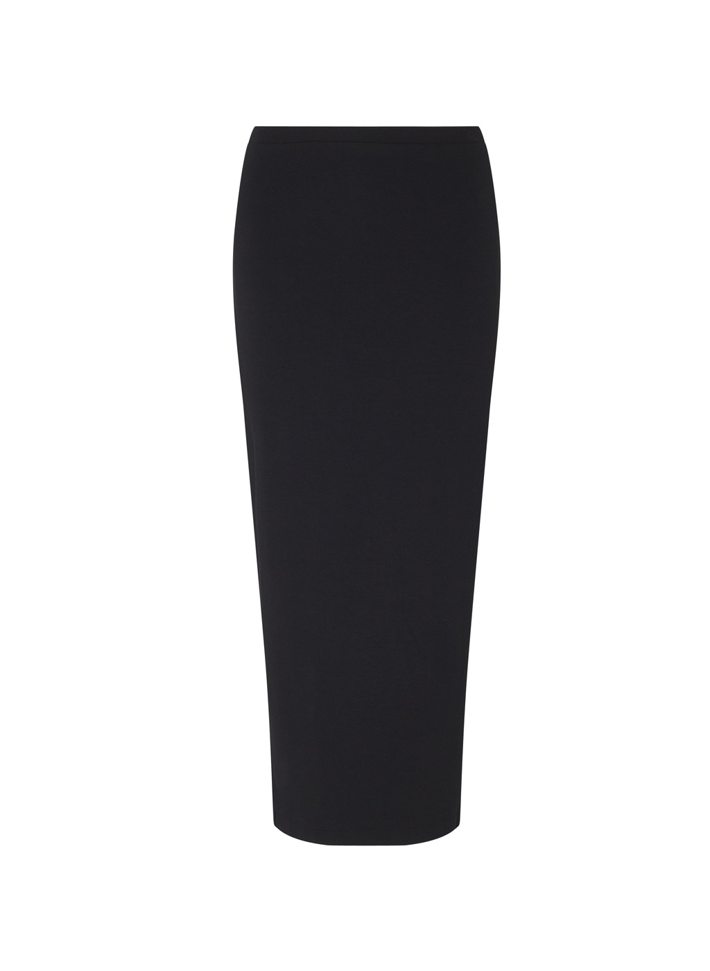 Womenswear Reeves Maxi Skirt - pattern: plain; length: ankle length; fit: body skimming; waist: high rise; predominant colour: black; occasions: casual; style: maxi skirt; fibres: polyester/polyamide - stretch; texture group: jersey - clingy; pattern type: fabric; wardrobe: basic; season: a/w 2016