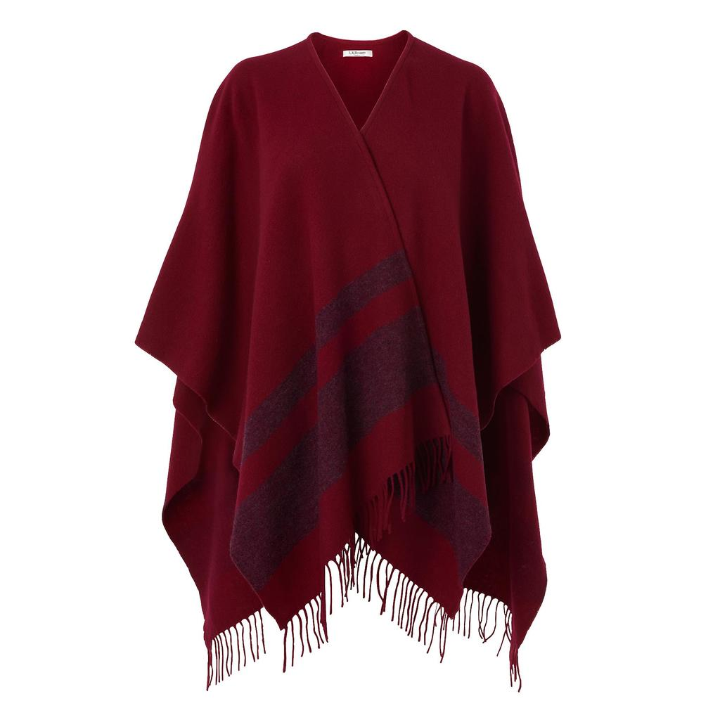 Claren Deep Rose Wool Cashmere Scarf Pink Deep Rose - occasions: casual, creative work; type of pattern: light; style: wrap; size: large; material: knits; embellishment: fringing; pattern: striped; predominant colour: raspberry; season: a/w 2016; wardrobe: highlight