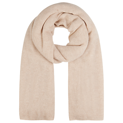 Cashmere Wrap - predominant colour: nude; occasions: casual, creative work; type of pattern: standard; style: regular; size: standard; pattern: plain; material: cashmere; wardrobe: investment; season: a/w 2016