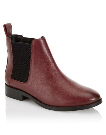 Basic Boots - predominant colour: chocolate brown; occasions: casual; material: faux leather; heel height: flat; heel: standard; toe: round toe; boot length: ankle boot; style: standard; finish: plain; pattern: plain; wardrobe: basic; season: a/w 2016